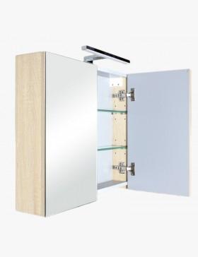 Meuble Salle de Bain Haut / Armoire de toilette ⇒ à Prix Usine
