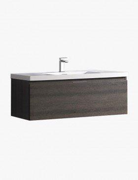 aquaterra meuble salle de bain 120 cm 1 tiroirs gris pierre Résultat Supérieur 16 Beau Meuble De Salle De Bain 120 Photographie 2018 Iqt4