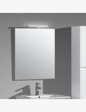 Applique Chrome De 30 Cm Large Qui Convient Pour Une Installation Au Dessus Du Miroir Ou Bloc Votre Salle Bain
