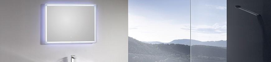 miroir de salle de bain design et haut de gamme prix usine. Black Bedroom Furniture Sets. Home Design Ideas