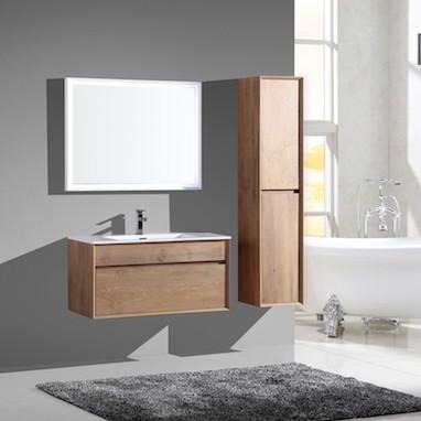 meuble de salle de bain design aquaroca